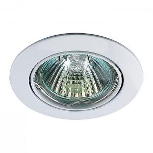 Стандартный встраиваемый поворотный светильник NOVOTECH CROWN 369100