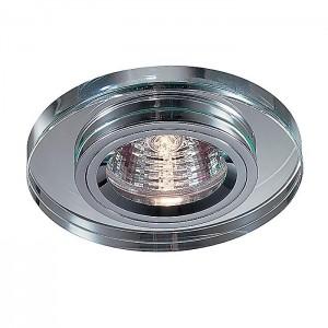 Декоративный встраиваемый неповоротный светильник NOVOTECH MIRROR 369436