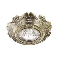 Стандартный встраиваемый неповоротный светильник NOVOTECH ПРОМО FORZA 370254