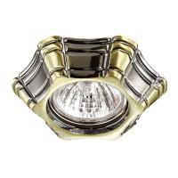 Стандартный встраиваемый неповоротный светильник NOVOTECH ПРОМО FORZA 370252