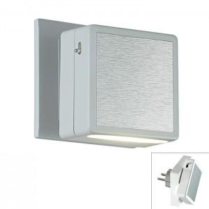Светильник-ночник (в розетку) светодиодный с выключателем NOVOTECH NIGHT LIGHT 357320