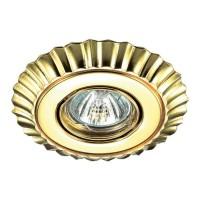 Встраиваемый стандартный поворотный светильник NOVOTECH LIGNA 370274