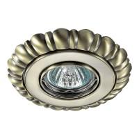 Встраиваемый стандартный поворотный светильник NOVOTECH ПРОМО LIGNA 370280