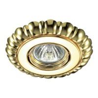 Встраиваемый стандартный поворотный светильник NOVOTECH ПРОМО LIGNA 370282