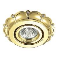 Встраиваемый стандартный поворотный светильник NOVOTECH ПРОМО GRAIN 370295