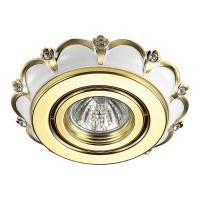 Встраиваемый стандартный поворотный светильник NOVOTECH ПРОМО GRAIN 370297