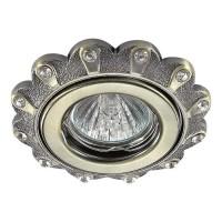 Встраиваемый стандартный светильник NOVOTECH ПРОМО GRAIN 370301