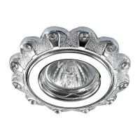 Встраиваемый стандартный светильник NOVOTECH ПРОМО GRAIN 370303