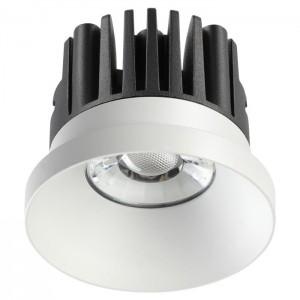 Ввстраиваемый светодиодный светильник NOVOTECH METIS 357585