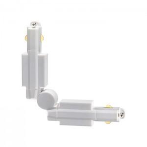 Гибкий соединитель с токопроводом для однофазного шинопровода NOVOTECH 135020