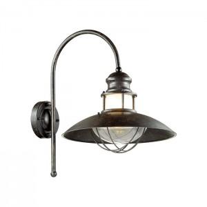 Уличный настенный светильник IP44 ODEON LIGHT DANTE 4164/1WA