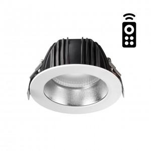 Встраиваемый диммируемый светильник на пульте управления со сменой цветовой температуры GESTION 358334